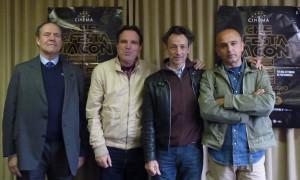 Festa del Cinema 2013 - Esercenti ANEC alla Conferenza Stampa