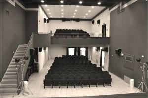 cinema caporali sala